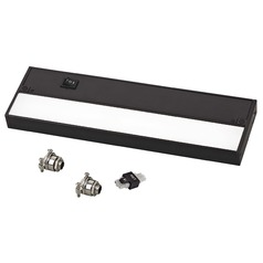12-Inch Bronze LED Under Cabinet Light - 3000K LED