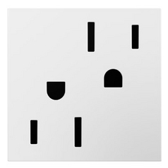 Legrand Adorne Legrand Adorne White Power Outlet ARTR152W8