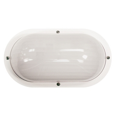 Wave Lighting Marlex LED White LED Outdoor Wall Light