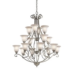 Kichler Lighting Camerena Brushed Nickel Chandelier