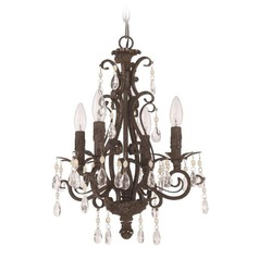 Craftmade Englewood French Roast Mini-Chandelier