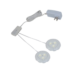 Sea Gull Lighting Ambiance White LED Puck Light