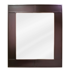 Rectangle 26-Inch Mirror