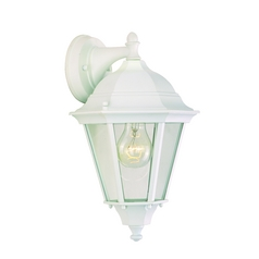 Maxim Lighting Westlake White Outdoor Wall Light