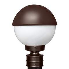 Post Light Bronze Costaluz by Besa Lighting