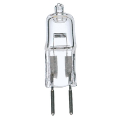 50-Watt T4 Halogen Light Bulb