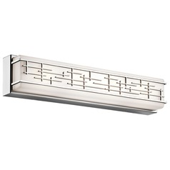Kichler Lighting Zolon Chrome LED Bathroom Light