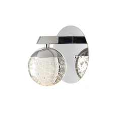ET2 Orb II Polished Chrome LED Sconce