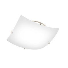 Curved Square Decorative Recessed Ceiling Lighting Trim