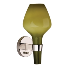 Robert Abbey Jonathan Adler Capri Plug-In Wall Lamp