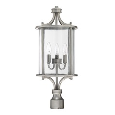 Craftmade Lighting Carlton Chromite Post Light