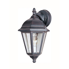Maxim Lighting Westlake Empire Bronze Outdoor Wall Light