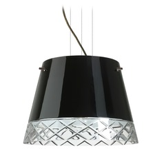 Besa Lighting Amelia Bronze LED Pendant Light