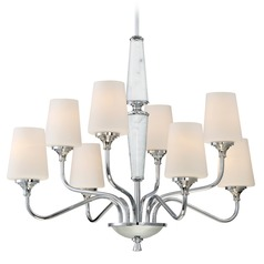 Designers Fountain Lusso Chrome Chandelier