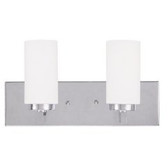 Livex Lighting West Lake Chrome Bathroom Light