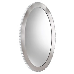 Toneria 20-1/8-Inch Illuminated Mirror
