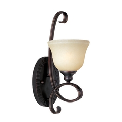 Maxim Lighting Infinity Oil Rubbed Bronze Sconce