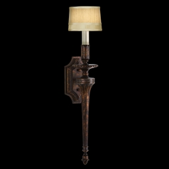Fine Art Lamps Fontana Bella Variegated Bronze Sconce