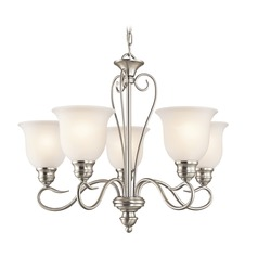 Kichler Lighting Tanglewood Brushed Nickel LED Chandelier