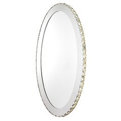 Toneria 25-1/2-Inch Illuminated Mirror