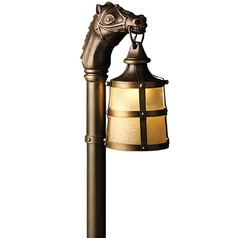 Kichler Low Voltage Path Light with Horse Accent