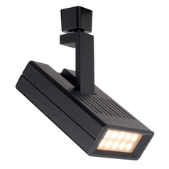 WAC Lighting Black LED Track Light L-Track 3500K 1330LM