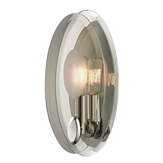 Hudson Valley Lighting Galway Polished Nickel Sconce