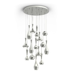 Acid LED Round Chandelier