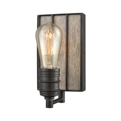 Elk Lighting Brookweiler Oil Rubbed Bronze Sconce
