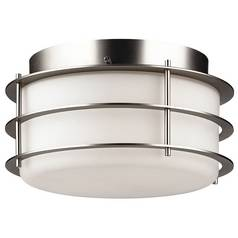 10-inch Modern Flushmount Ceiling Light