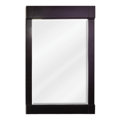 Rectangle 22-Inch Mirror