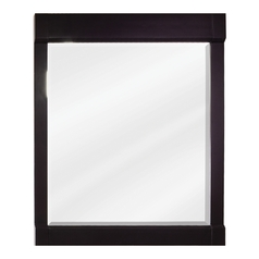 Rectangle 28-Inch Mirror