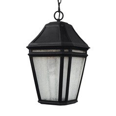 Feiss Lighting Londontowne Black LED Outdoor Hanging Light