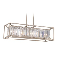 Designers Fountain Linares Aged Platinum Island Light