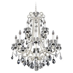 Bedetti 12 Light Crystal Chandelier