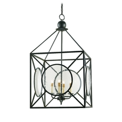 Pendant Light in Old Iron Finish