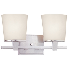Two-Light Bathroom Vanity Light