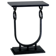 Cyan Design Rope Ebony Coffee & End Table