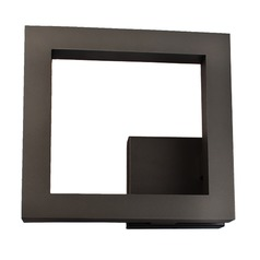 Modern Forms Window Bronze LED Outdoor Wall Light