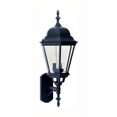 Maxim Lighting Westlake Black Outdoor Wall Light