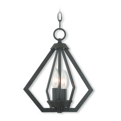 Livex Lighting Prism Bronze Mini-Chandelier