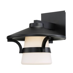 Abode LED Outdoor Wall Light