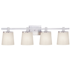 Four-Light Bathroom Vanity Light