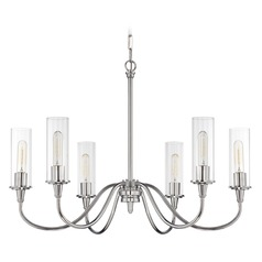 Craftmade Modina Chrome Chandelier