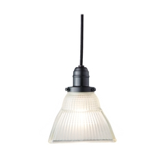 Hudson Valley Lighting Mini-Pendant Light with White Glass 3101-OB-45F