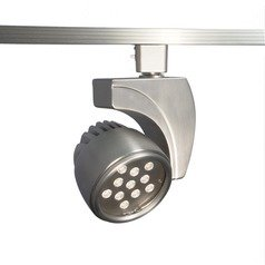 WAC Lighting Brushed Nickel LED Track Light H-Track 2700K 1210LM