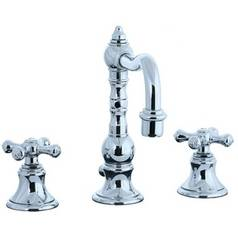 3-Hole Widespread Lavatory Faucet