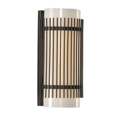 Kalco Edgewater English Bronze LED Sconce