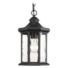 Progress Lighting Edition Black Outdoor Hanging Light