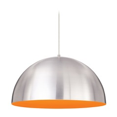 Tech Lighting Powell Street Pendant Satin Nickel Pendant Light